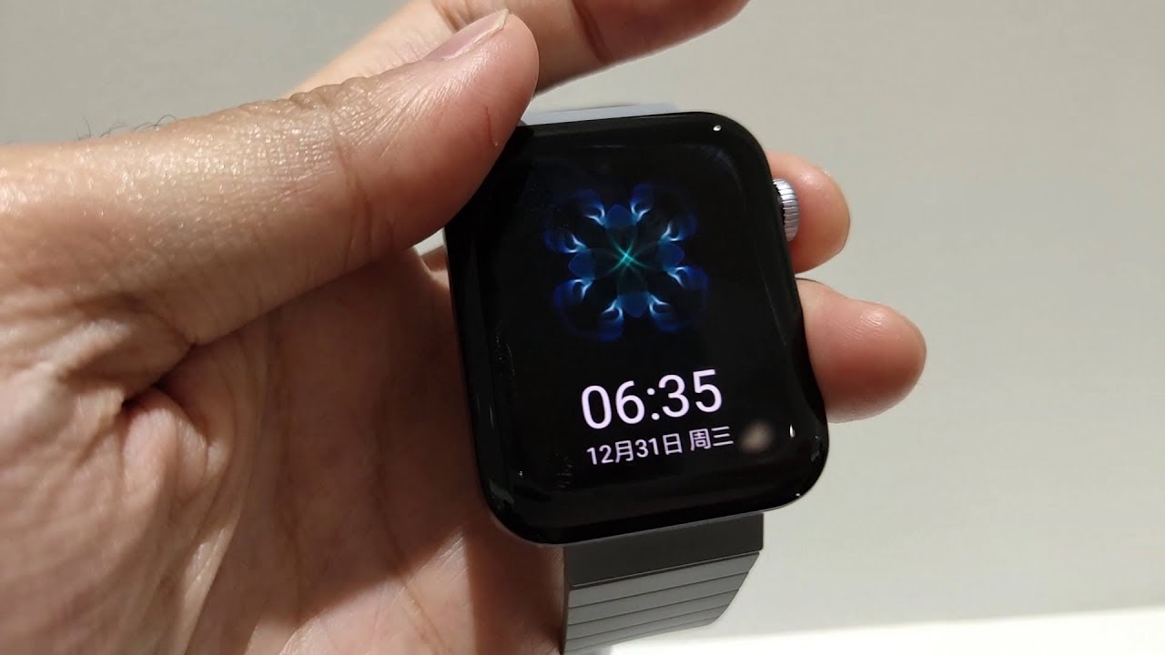 Redmi Watch is coming